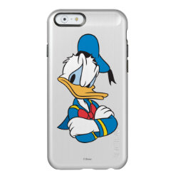 Classic Angry Donald Duck  Incipio Feather® Shine iPhone 6 Case
