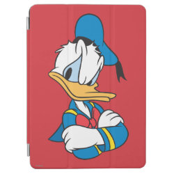 Classic Angry Donald Duck  iPad Air Cover