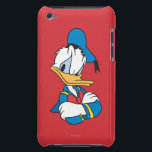 "Donald Duck | Arms Crossed iPod Touch Case<br><div class=""desc"">Donald Duck</div>"