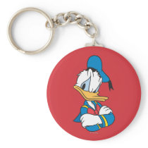Donald Duck | Arms Crossed Keychain