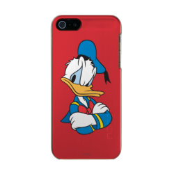 Incipio Feather Shine iPhone 5/5s Case with Classic Angry Donald Duck  design