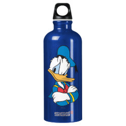 SIGG Traveller Water Bottle (0.6L) with Classic Angry Donald Duck  design