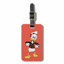 Donald Duck Bag Tag
