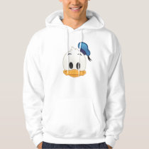 Donald Duck Emoji Hoodie