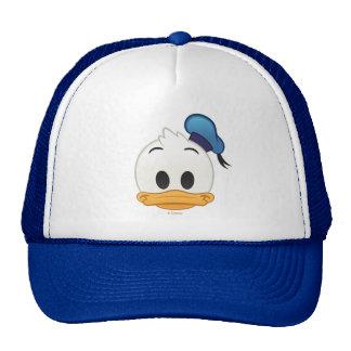 Donald Duck Emoji Trucker Hat