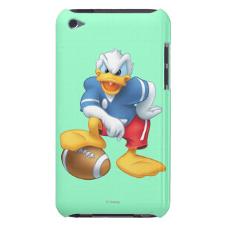 Donald Duck | Football Barely There iPod Case