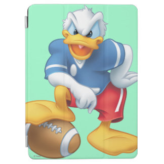 Donald Duck | Football iPad Air Cover