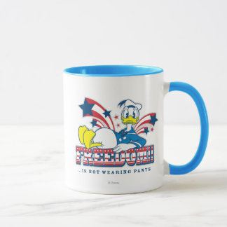 Donald Duck | Freedom Mug