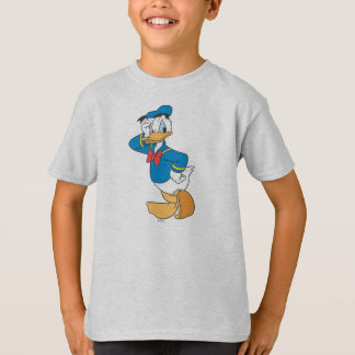 Donald Duck | Hand on Face T-Shirt