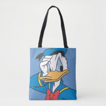 Donald Duck | Hand on Face Tote Bag