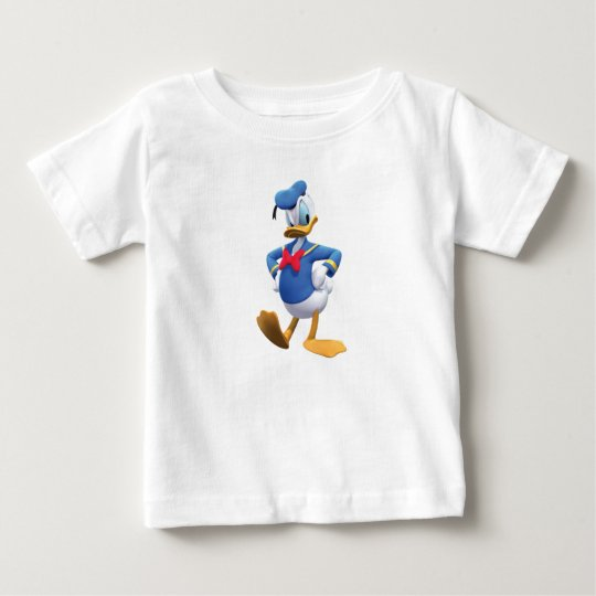 Donald Duck | Hands on Hips Baby T-Shirt