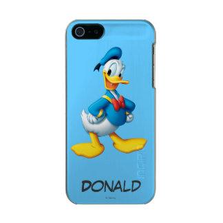 Donald Duck | Happy Metallic iPhone SE/5/5s Case