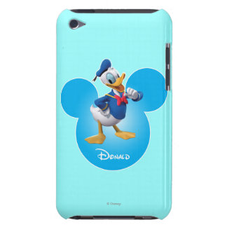 Donald Duck iPod Touch Case-Mate Case