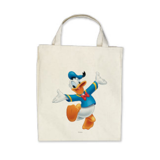 Donald Duck Jumping Bags