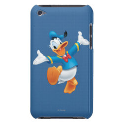 Case-Mate iPod Touch Barely There Case with Happy & Cute Donald Duck design