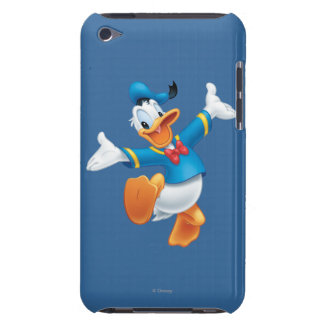 Donald Duck | Jumping Barely There iPod Case