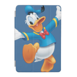 iPad mini Cover with Happy & Cute Donald Duck design