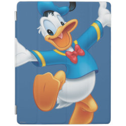 iPad 2/3/4 Cover with Happy & Cute Donald Duck design