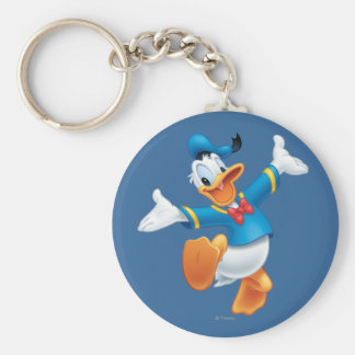 Donald Duck Jumping Key Chains