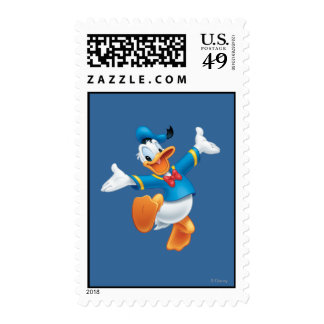 Donald Duck Jumping Stamps
