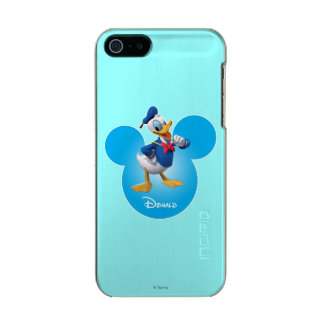Donald Duck Metallic iPhone SE/5/5s Case