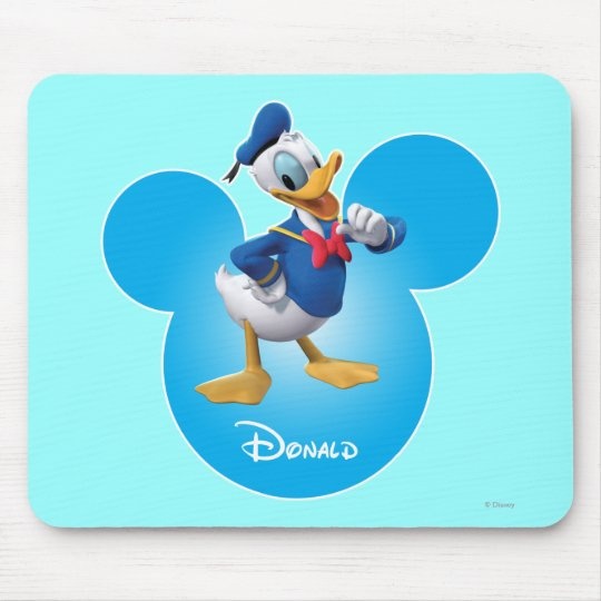 Donald Duck Mouse Pad