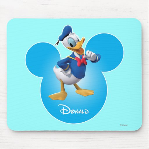 Donald Duck Mouse Pads