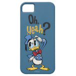 Donald Duck - Oh Yeah? iPhone 5 Cover
