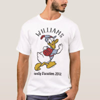 Donald Duck | Outdoor Donald T-Shirt