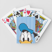 Donald Duck | Peek-a-Boo Bicycle Playing Cards