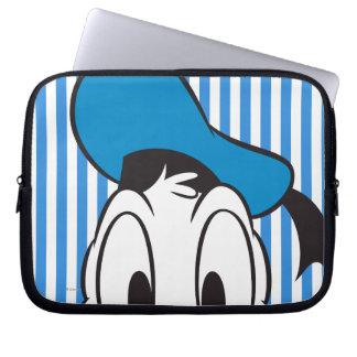 Donald Duck   Peek-a-Boo Computer Sleeve