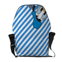 Donald Duck | Peek-a-Boo Courier Bag