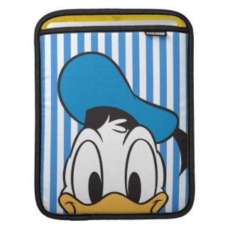 Donald Duck   Peek-a-Boo iPad Sleeve