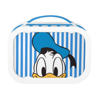 Donald Duck | Peek-a-Boo Lunch Box at Zazzle