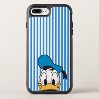 Donald Duck   Peek-a-Boo OtterBox Symmetry iPhone 7 Plus Case