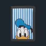 """Donald Duck   Peek-a-Boo Tri-fold Wallet<br><div class=""""desc"""">Mickey Mouse - Donald Duck</div>"""