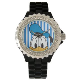 Donald Duck   Peek-a-Boo Wrist Watch