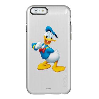Donald Duck Pose 1 Incipio Feather® Shine iPhone 6 Case