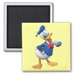 Donald Duck Pose 3 Refrigerator Magnet