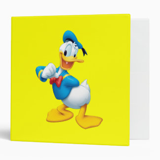 Donald Duck | Posing Binder