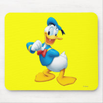 Donald Duck | Posing Mouse Pad