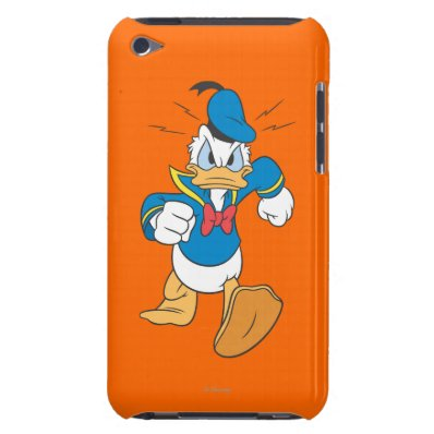 Donald Duck Running iPod Touch Cover