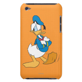 Donald Duck | Standing Arms Crossed iPod Case-Mate Case