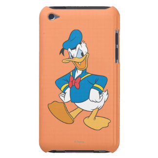 Donald Duck | Talking Pose Barely There iPod Case
