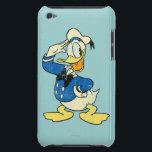 "Donald Duck   Vintage Barely There iPod Case<br><div class=""desc"">Vintage Donald</div>"