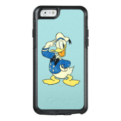 OtterBox Symmetry iPhone 6/6s Case with Retro Sailor Donald Duck design