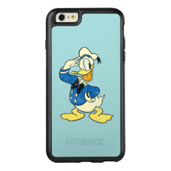 OtterBox Symmetry iPhone 6/6s Plus Case with Retro Sailor Donald Duck design