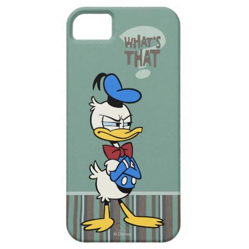 Donald iPhone 5 Case-Mate Cárcasas