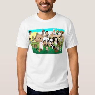 Donald is Gulliver Tshirt