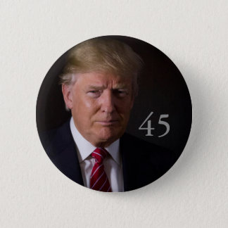 Donald J. Trump, 45th President of the U.S. Button
